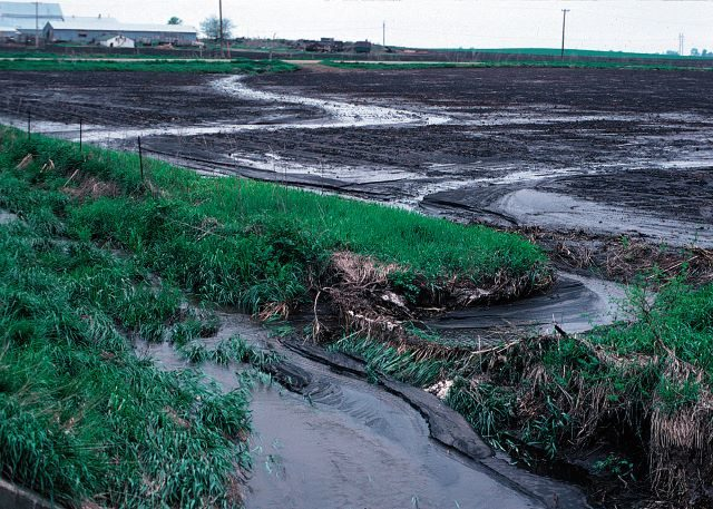 Agricultural Water Pollution
